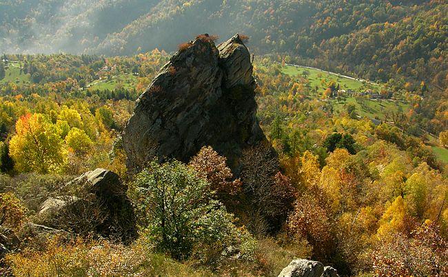Rocca Cubiera e Castlas
