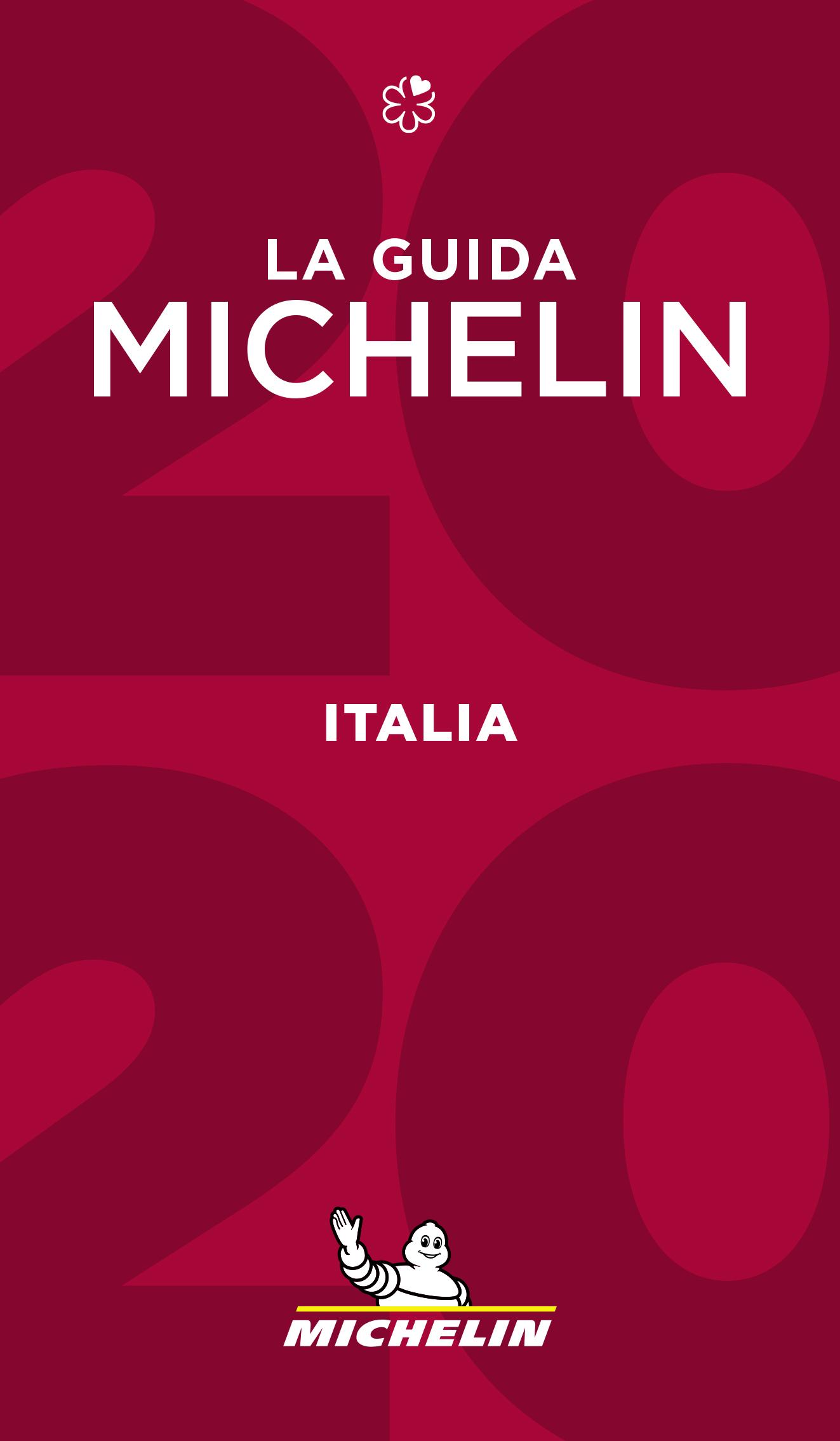 guida michelin italia 2019 copertina